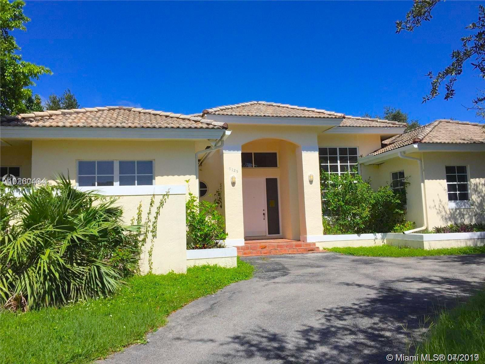 9125 SW 171st Ter  For Sale A10714845, FL