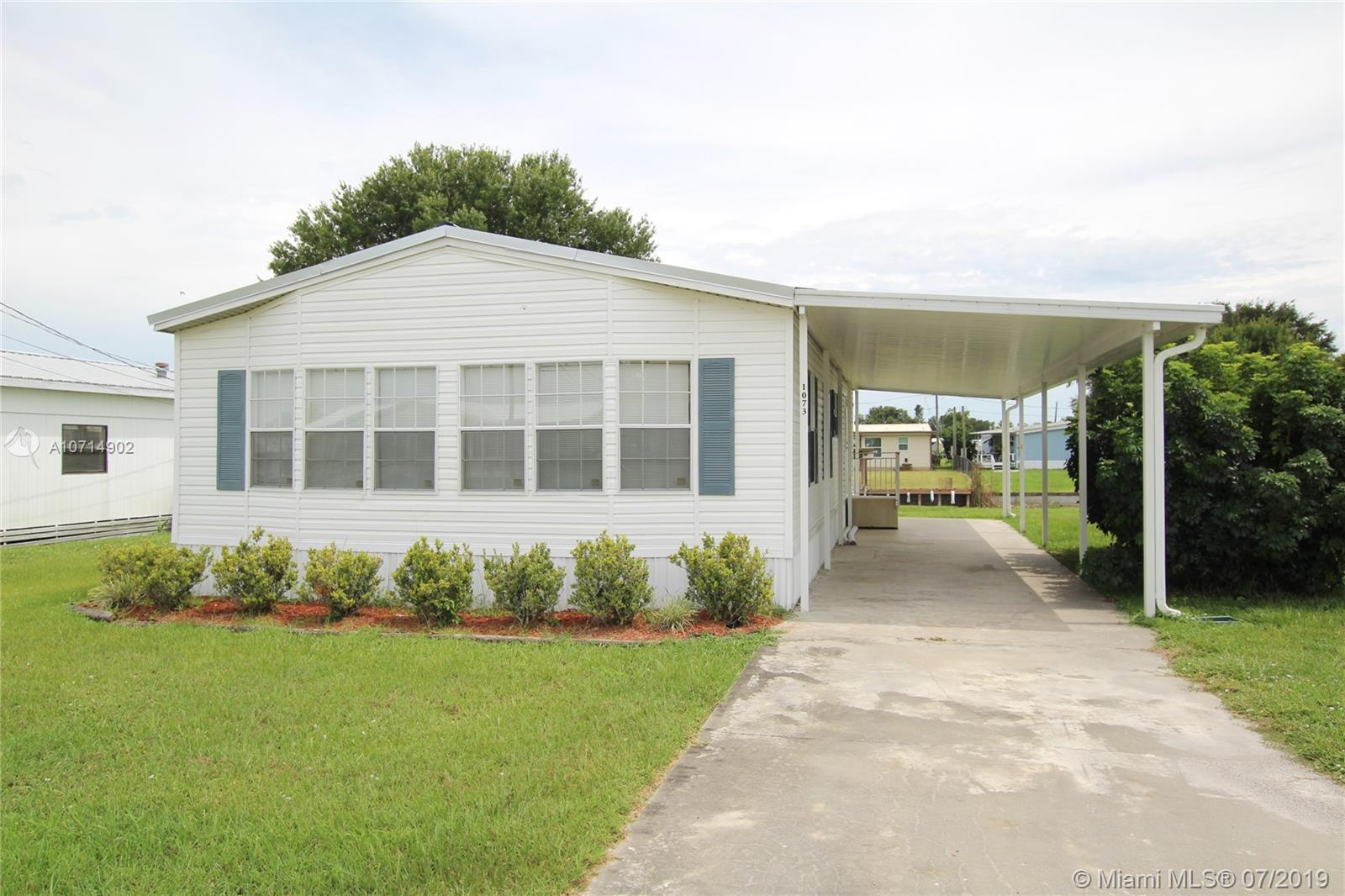 1073 21st Street, Other City - In The State Of Florida, FL 34974