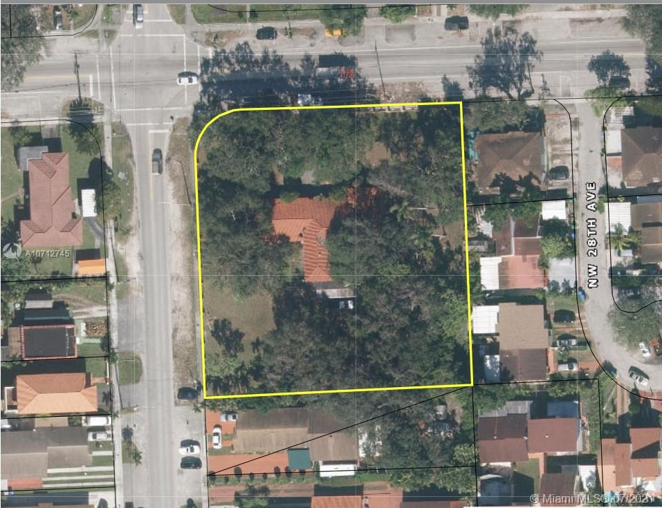 2810 NW 14th St  For Sale A10712745, FL