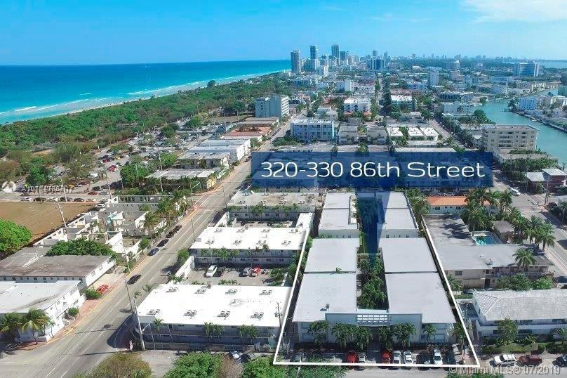 330  86th St #7 For Sale A10714733, FL