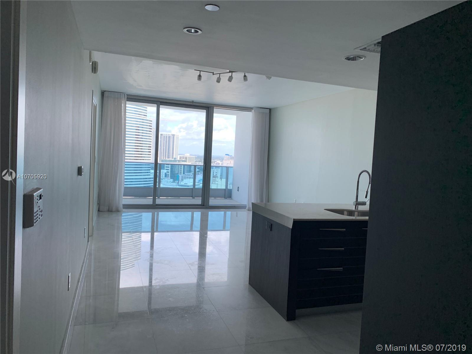 Very desirable 1 large bedroom at Epic .All marble floors with Italian Kitchen with all California closets at bedroom.Perfect for first time buyers!Very easy to show.Call L/A