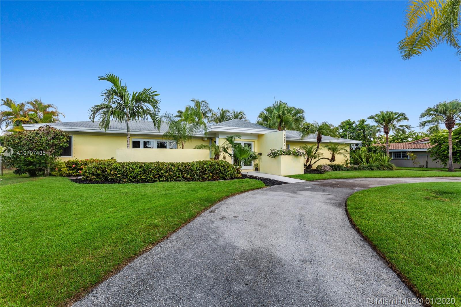 13020 S W 69th Ave  For Sale A10707485, FL