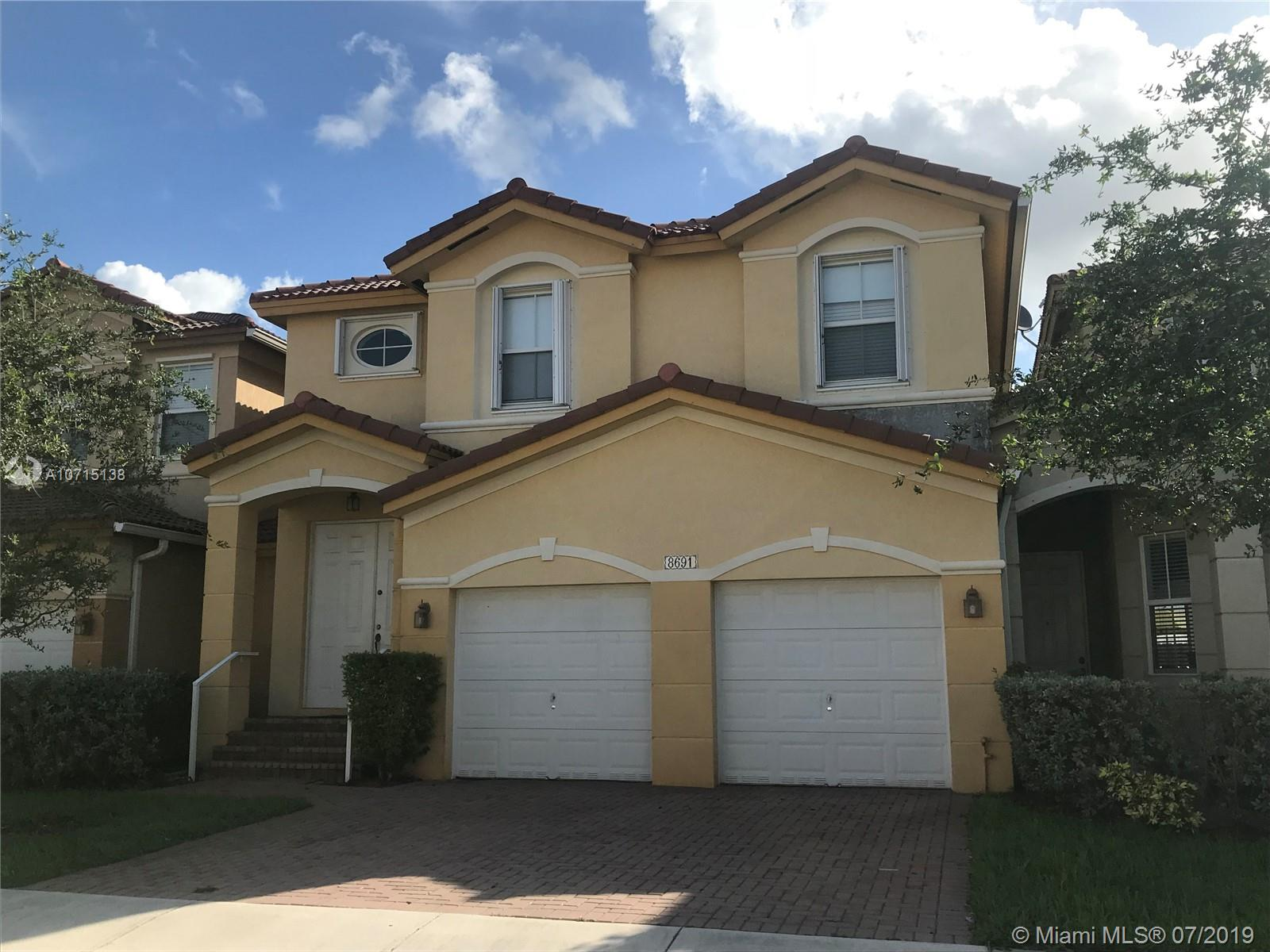 8691 NW 109th Ct  For Sale A10715138, FL