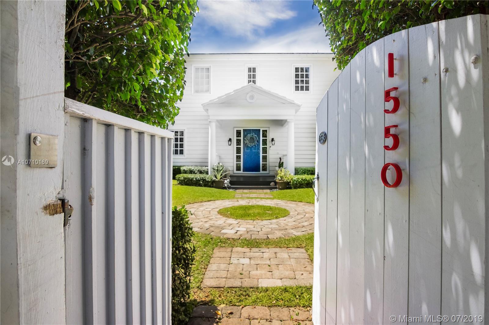 1550  Daytonia Rd  For Sale A10710169, FL