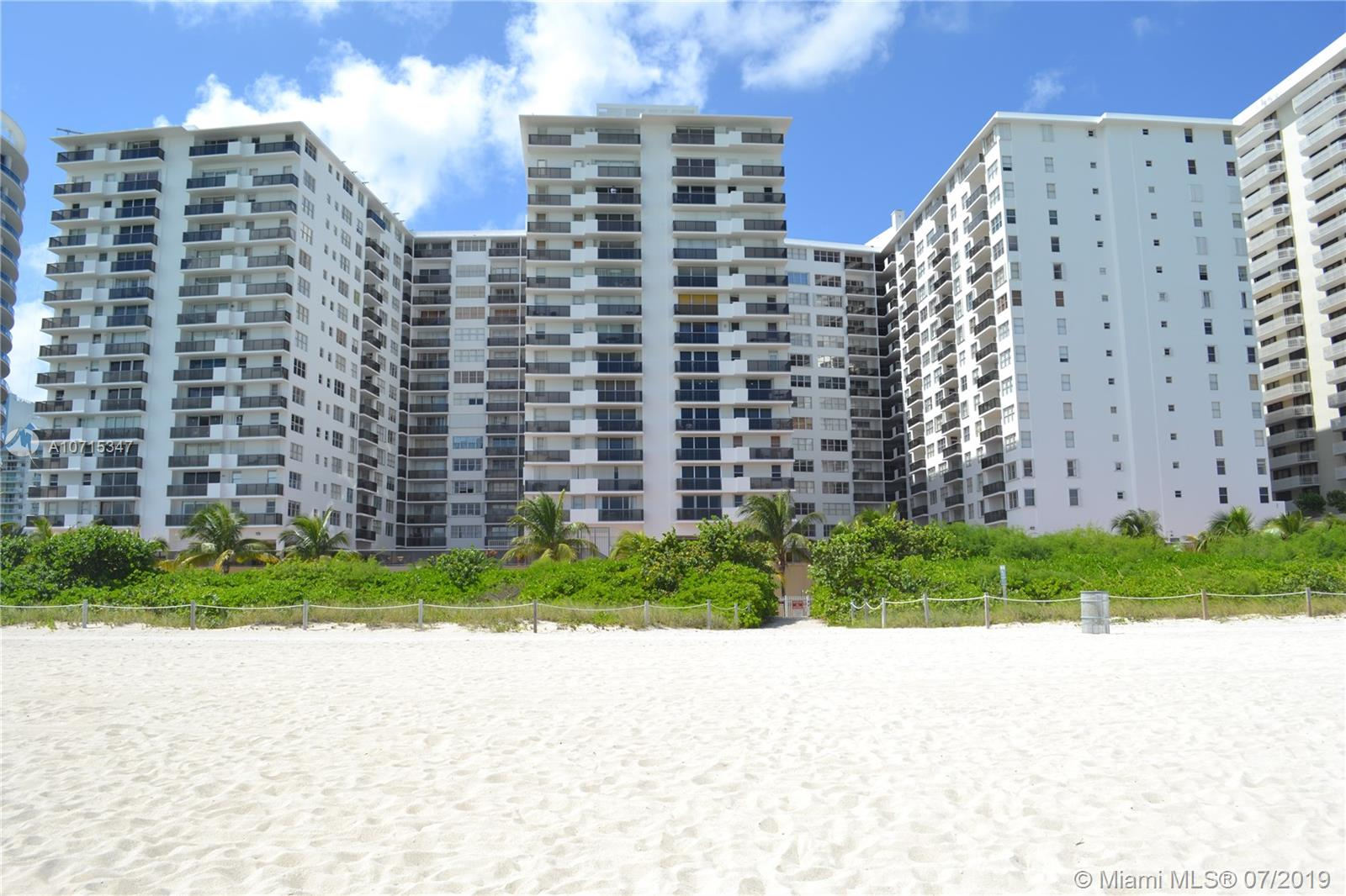 6039  Collins Ave #310 For Sale A10715347, FL