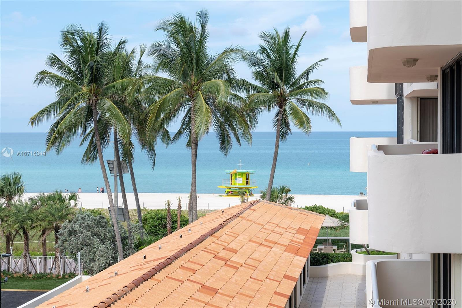 5757  Collins Ave #501 For Sale A10714348, FL