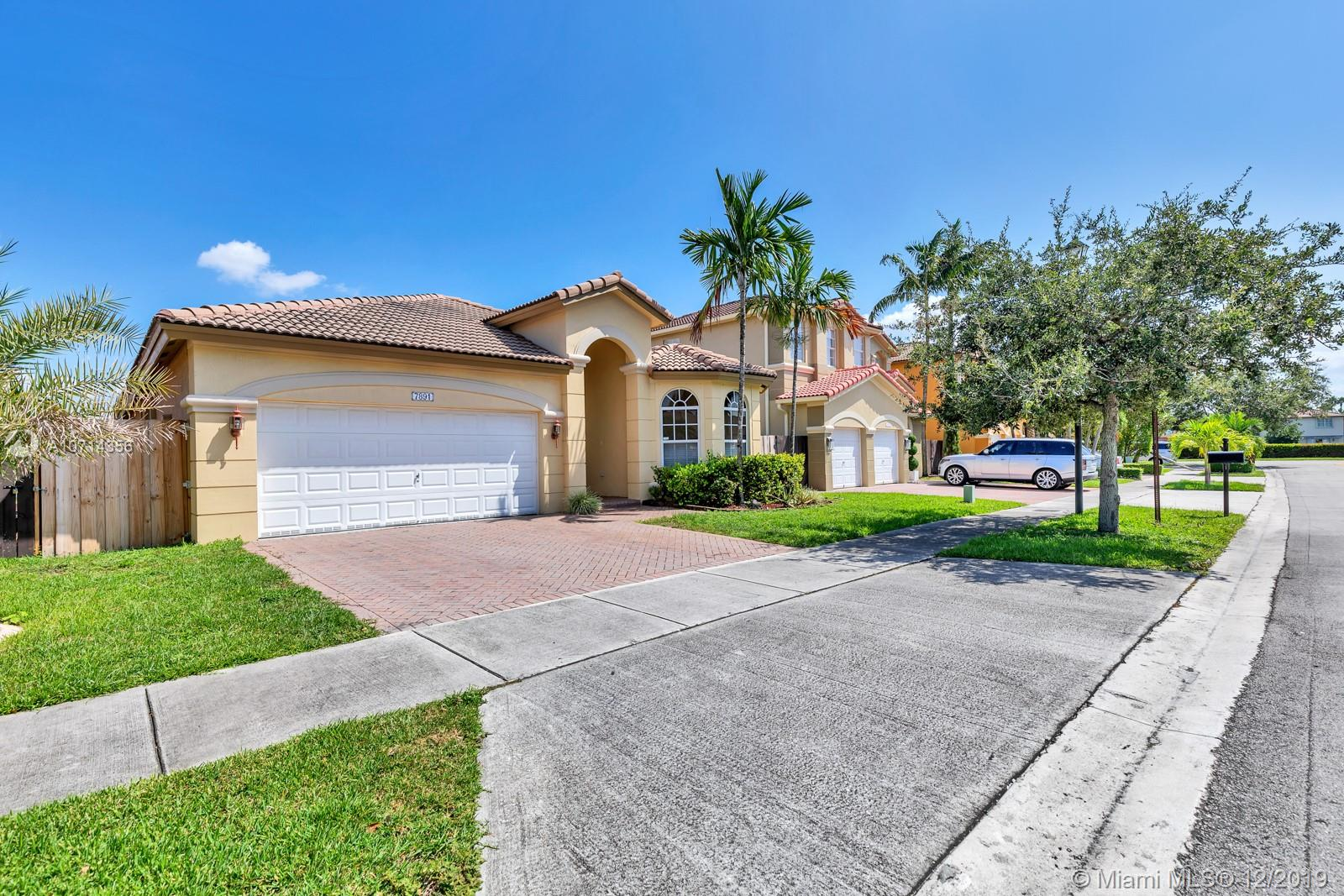 7891 NW 113 PL  For Sale A10714356, FL