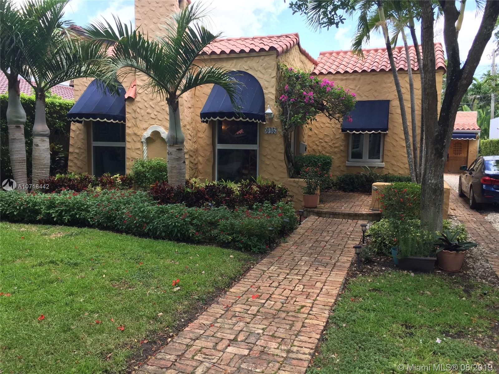 645  Minorca Ave  For Sale A10716442, FL
