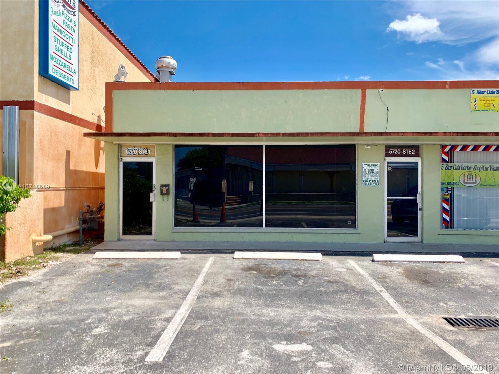 5720  Johnson St  For Sale A10716559, FL