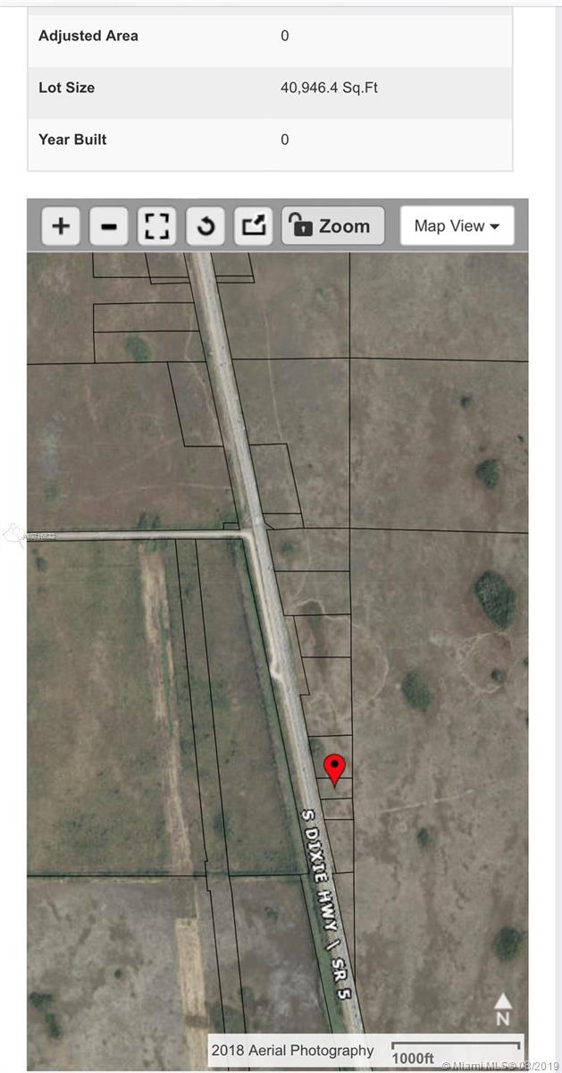 UNINCORPORATED LAND  For Sale A10716522, FL