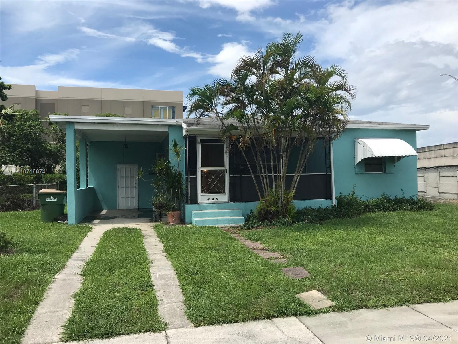 645 NW 132nd St  For Sale A10716674, FL