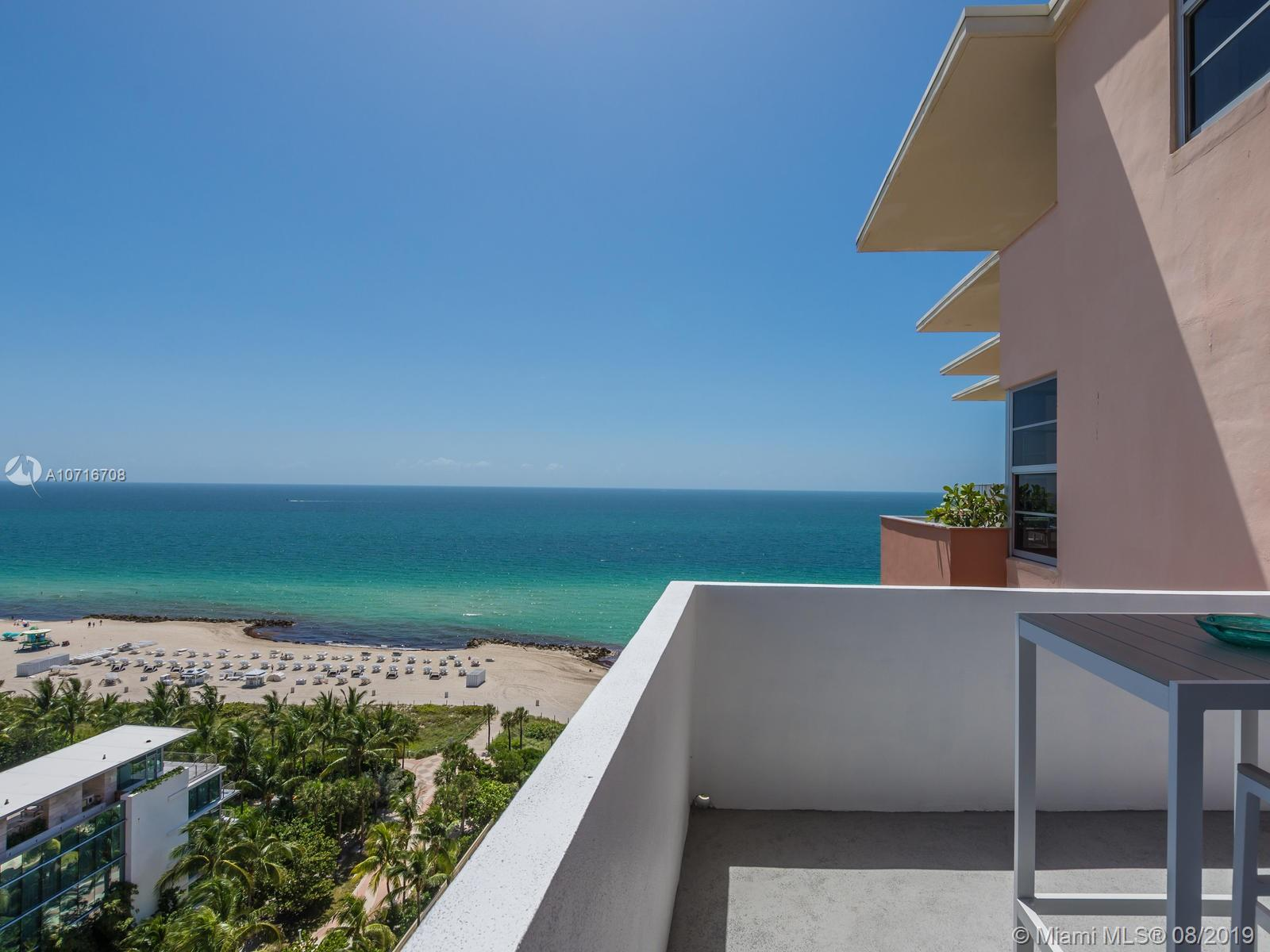 2899  Collins Ave #PHG For Sale A10716708, FL