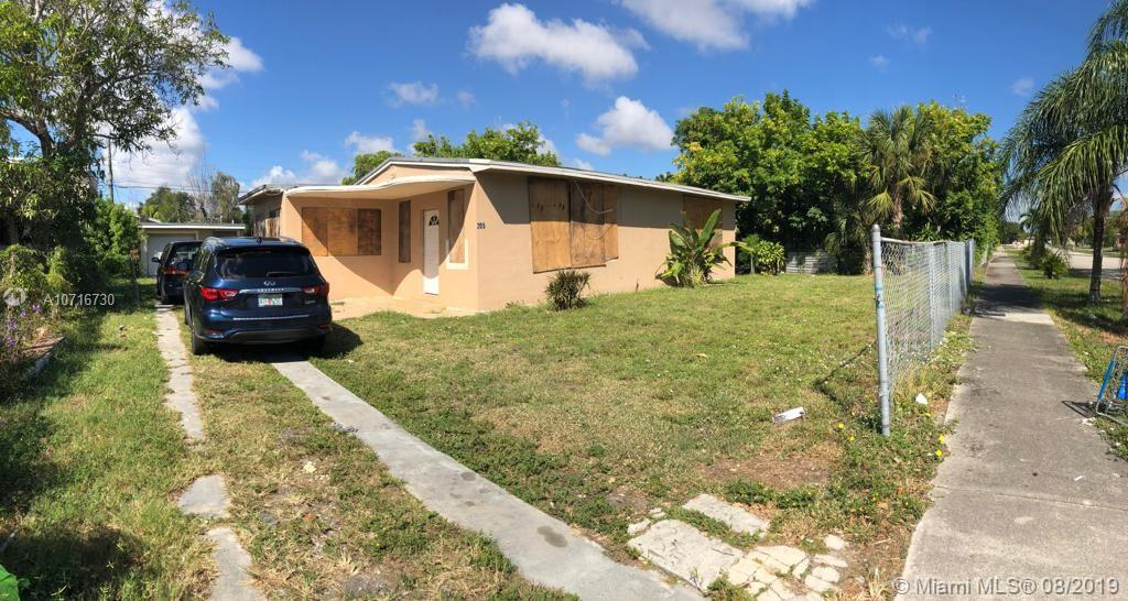 205 N W 28th Ter  For Sale A10716730, FL