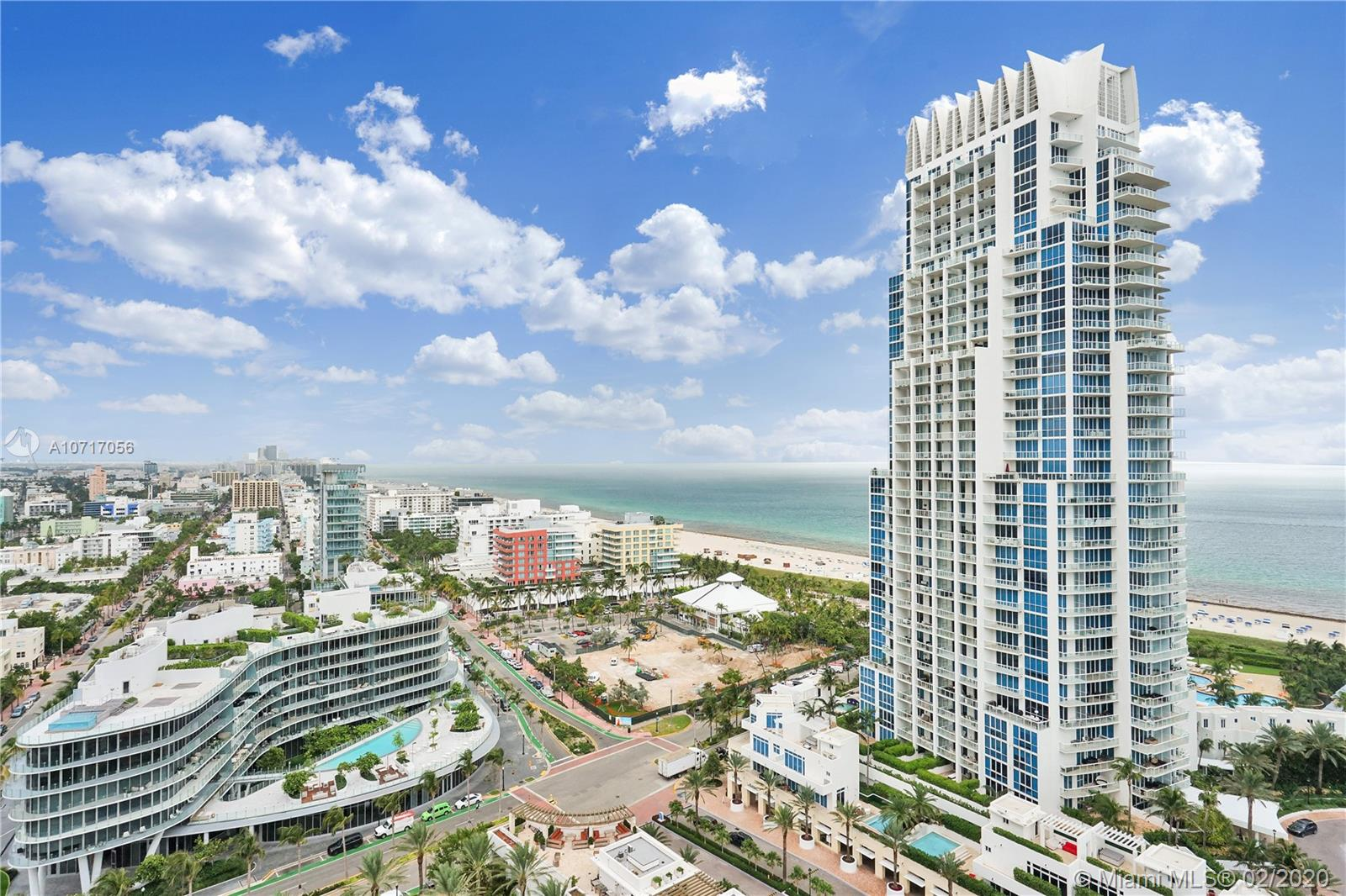 400 S Pointe Dr #2306 For Sale A10717056, FL