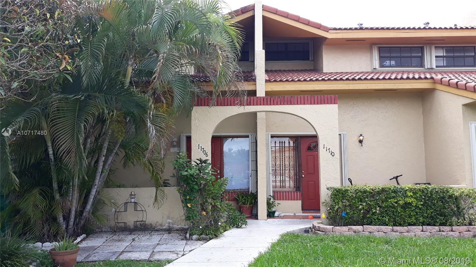11706 SW 103rd Ln  For Sale A10717480, FL