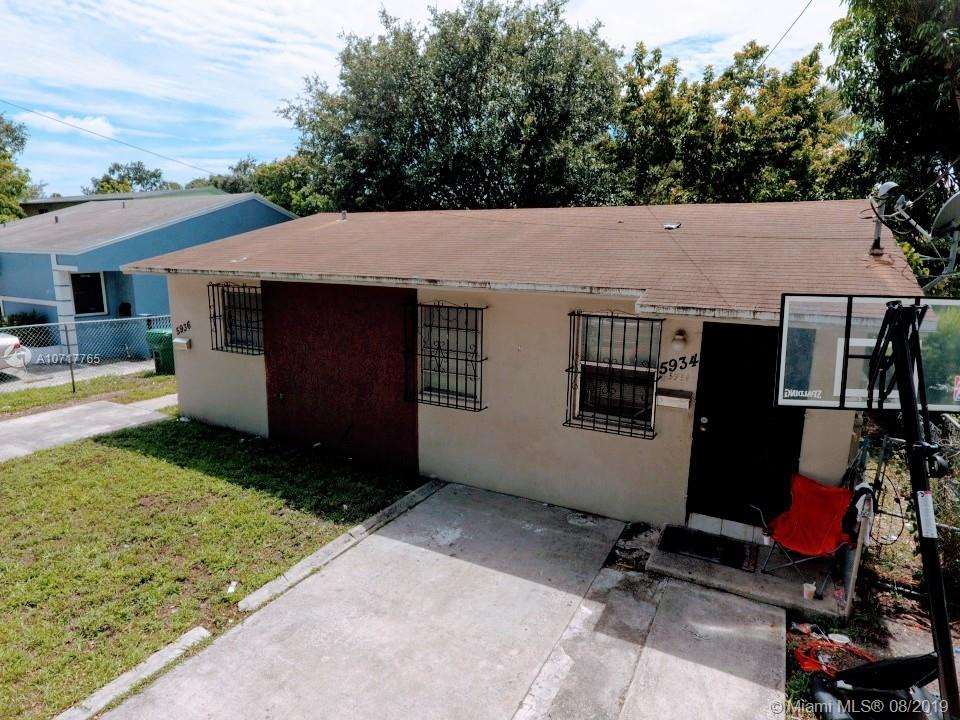 5936 NW 1 avenue  For Sale A10717765, FL