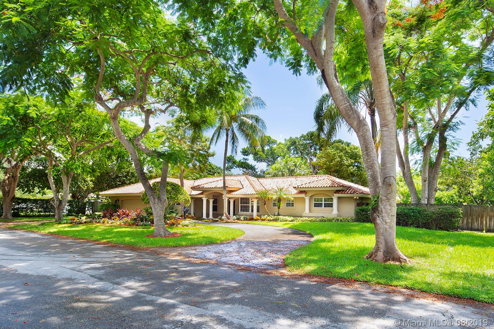 12825 SW 81st Ave  For Sale A10716603, FL