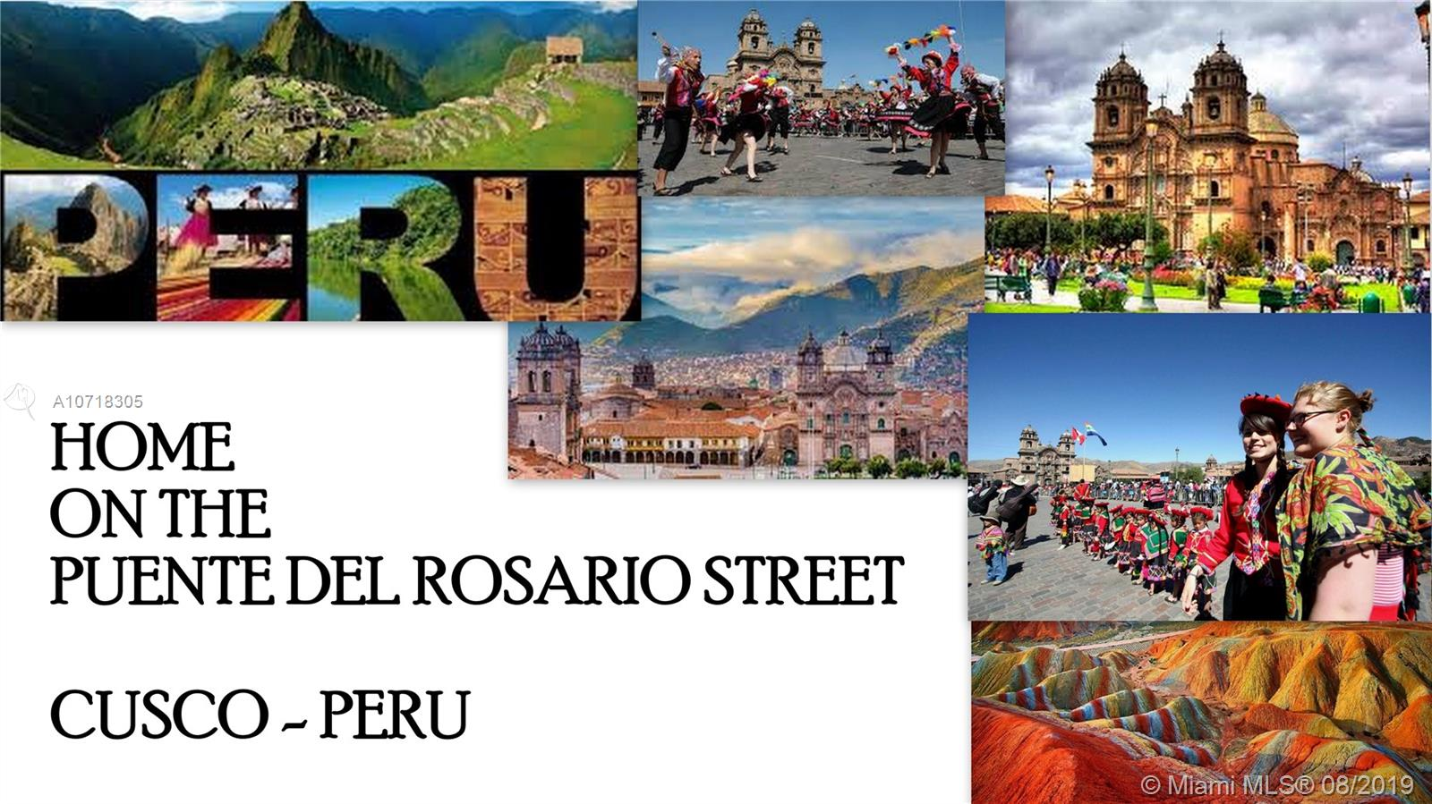 0 PUENTE ROSARIO CUSCO - PERU, Other County - Not In Usa, FL 0