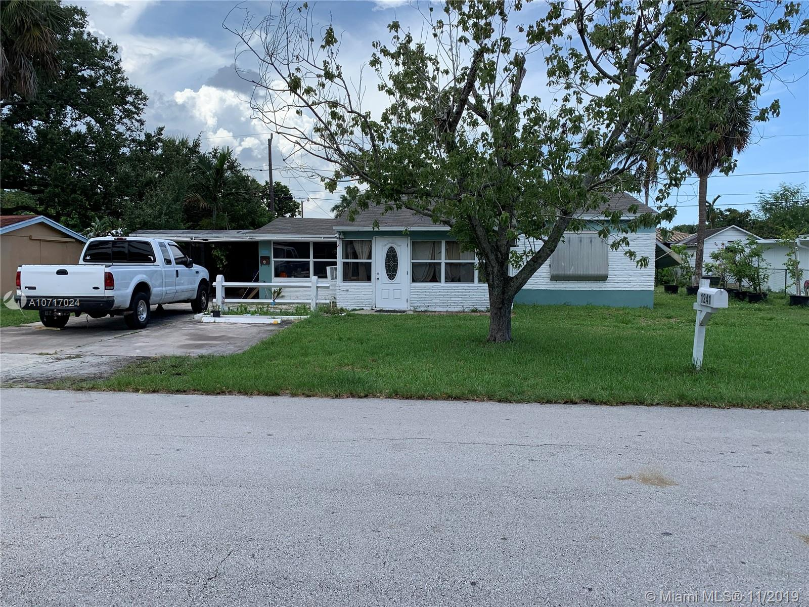 1241 SW 29th  For Sale A10717024, FL