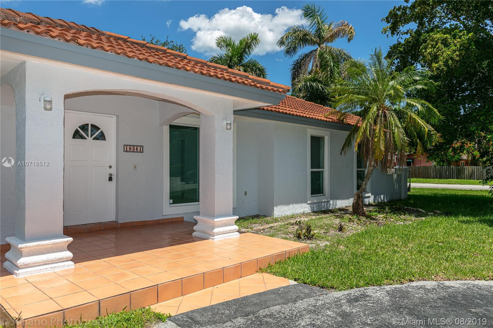 18341 SW 87th Ave  For Sale A10718512, FL
