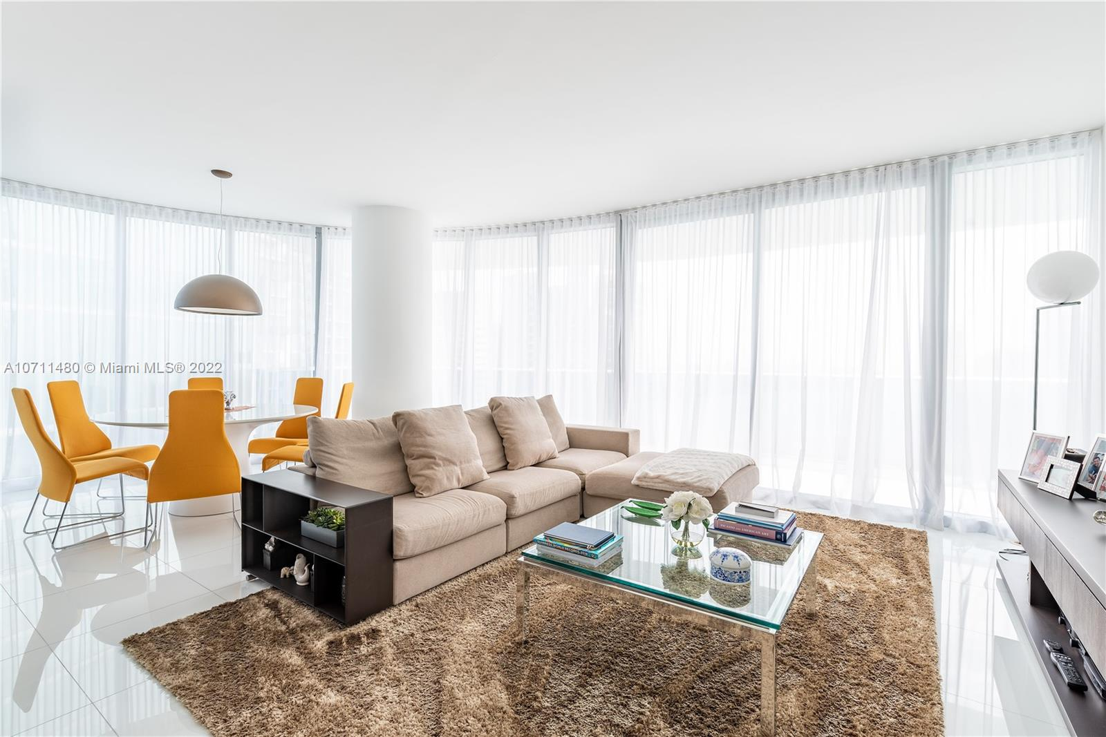 200  Biscayne Boulevard Way #3701 For Sale A10711480, FL