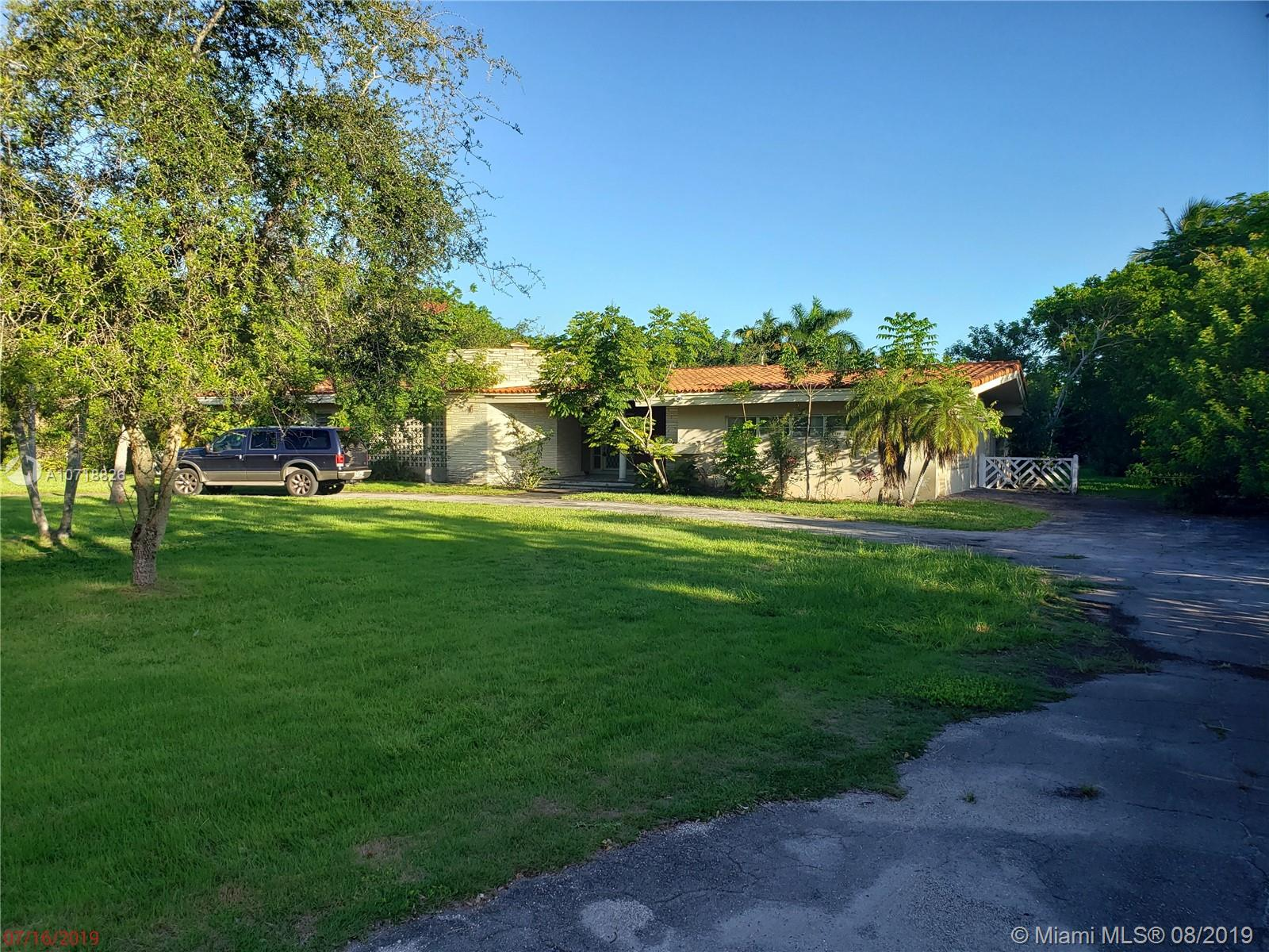 5400 SW 80th St  For Sale A10718826, FL
