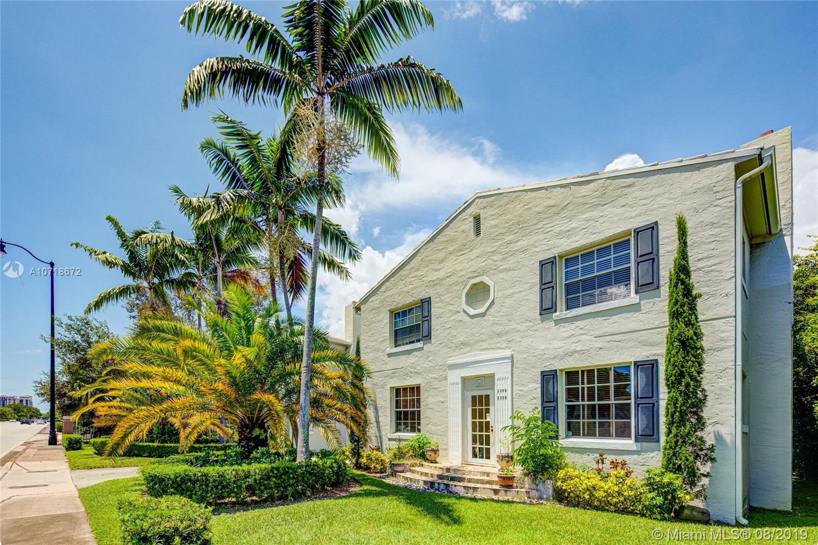 3306  Le Jeune Rd  For Sale A10718672, FL