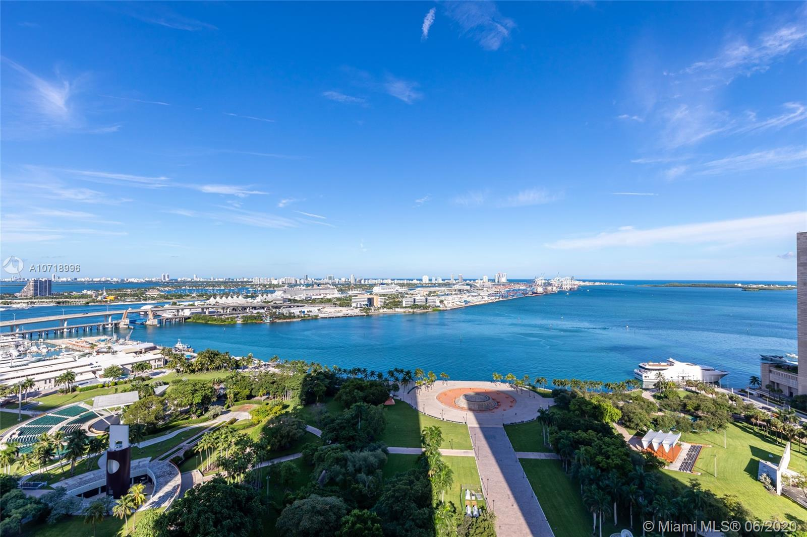 50  Biscayne Blvd #2710 For Sale A10718996, FL