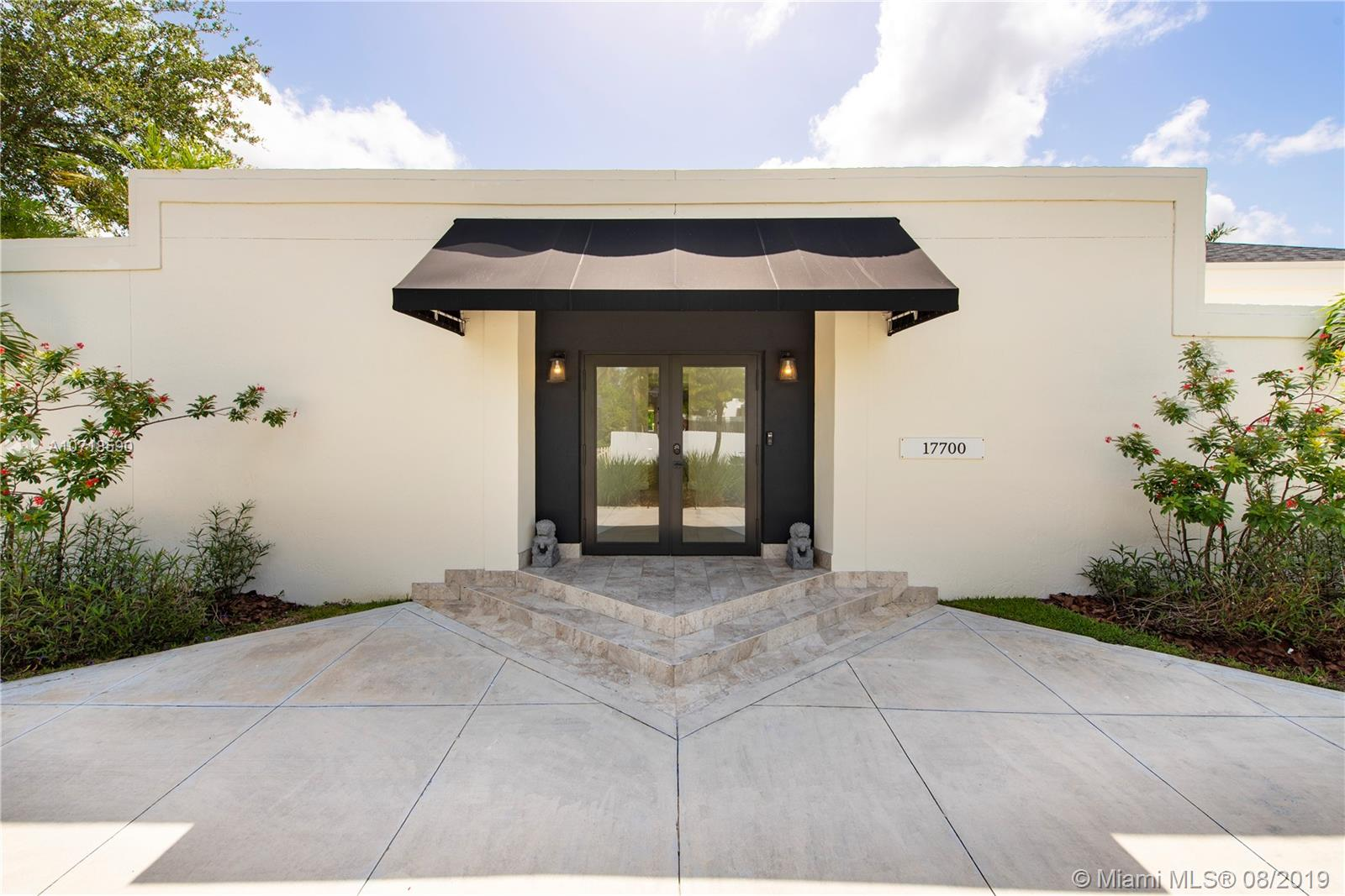 17700 SW 83rd Ave  For Sale A10718590, FL