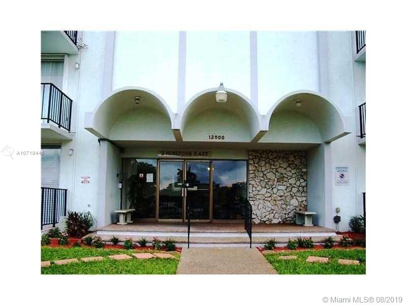 12500 NE 15th Ave #107 For Sale A10719446, FL