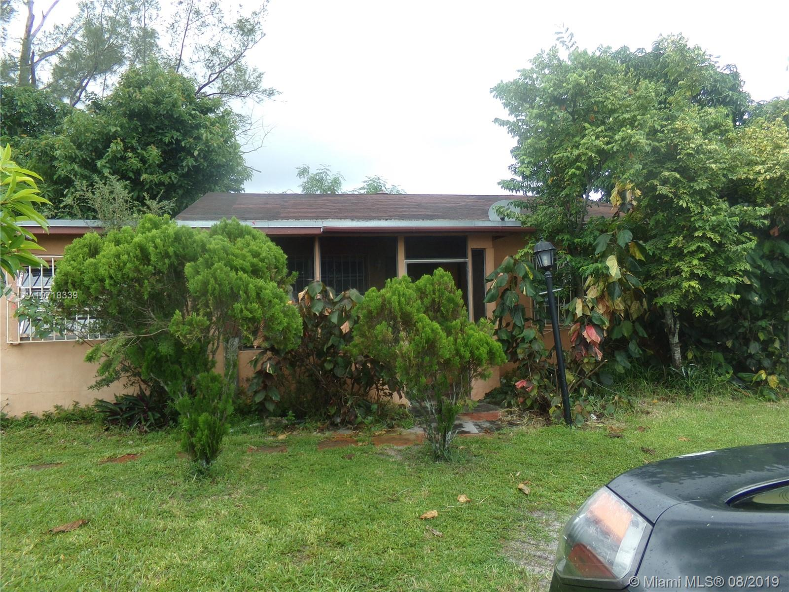 231 NW 139th St  For Sale A10718339, FL