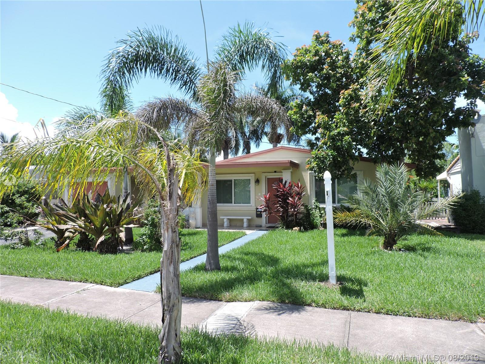 1163  Hayes St  For Sale A10715060, FL