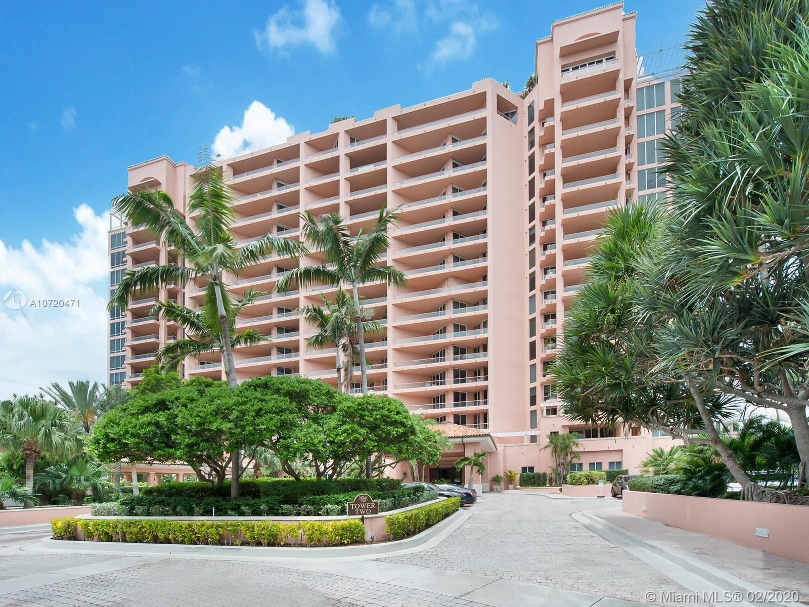 60  Edgewater Dr #9H For Sale A10720471, FL