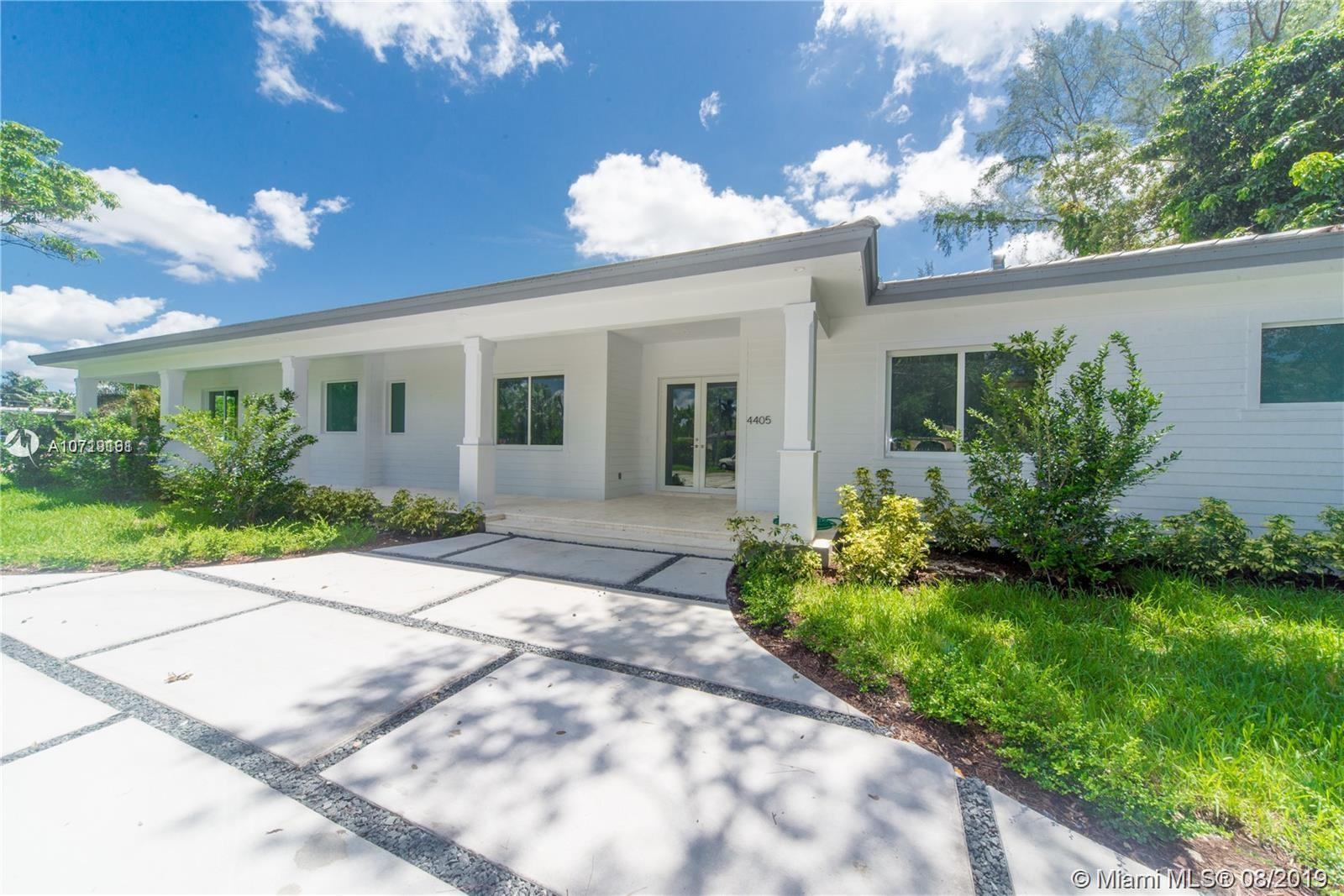 4405 SW 64th Ct  For Sale A10719161, FL