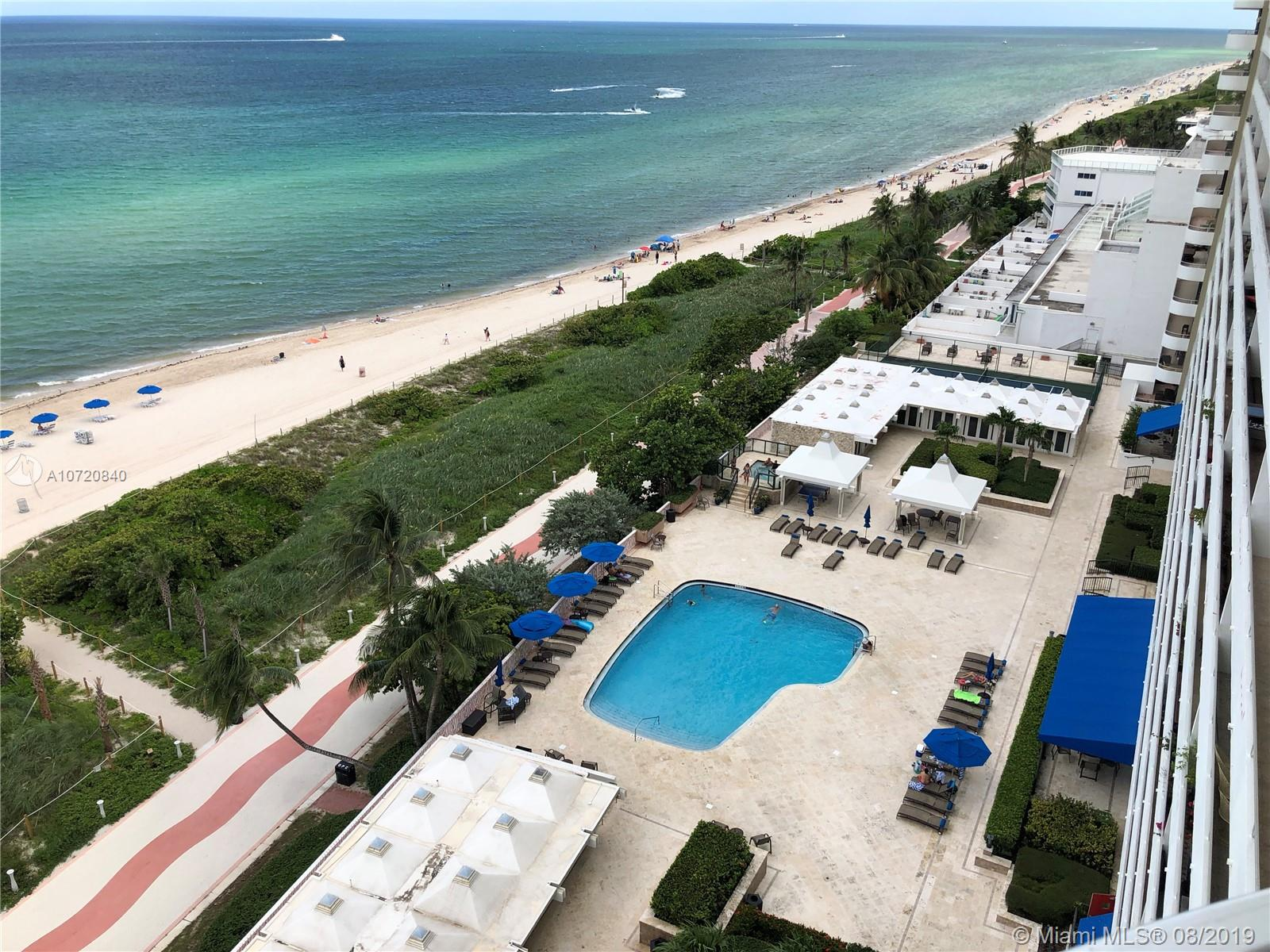 5555  Collins Ave #14D For Sale A10720840, FL