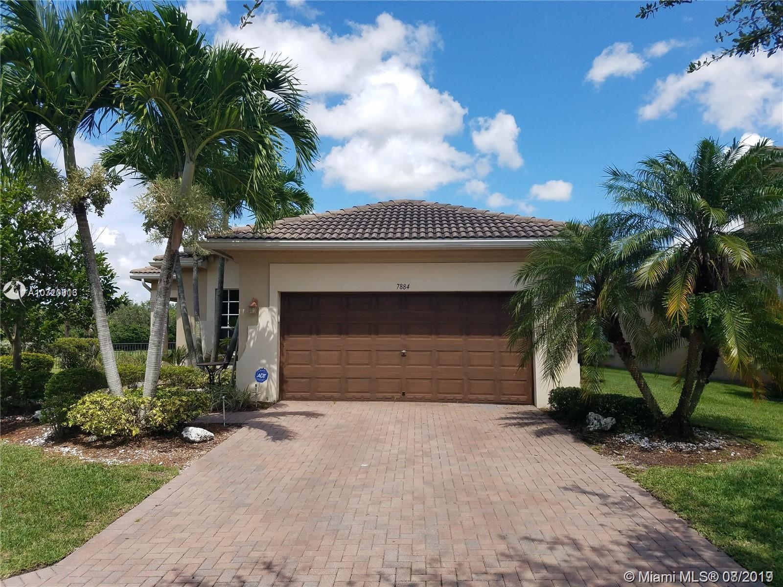 7884 NW 123rd Ave  For Sale A10720913, FL