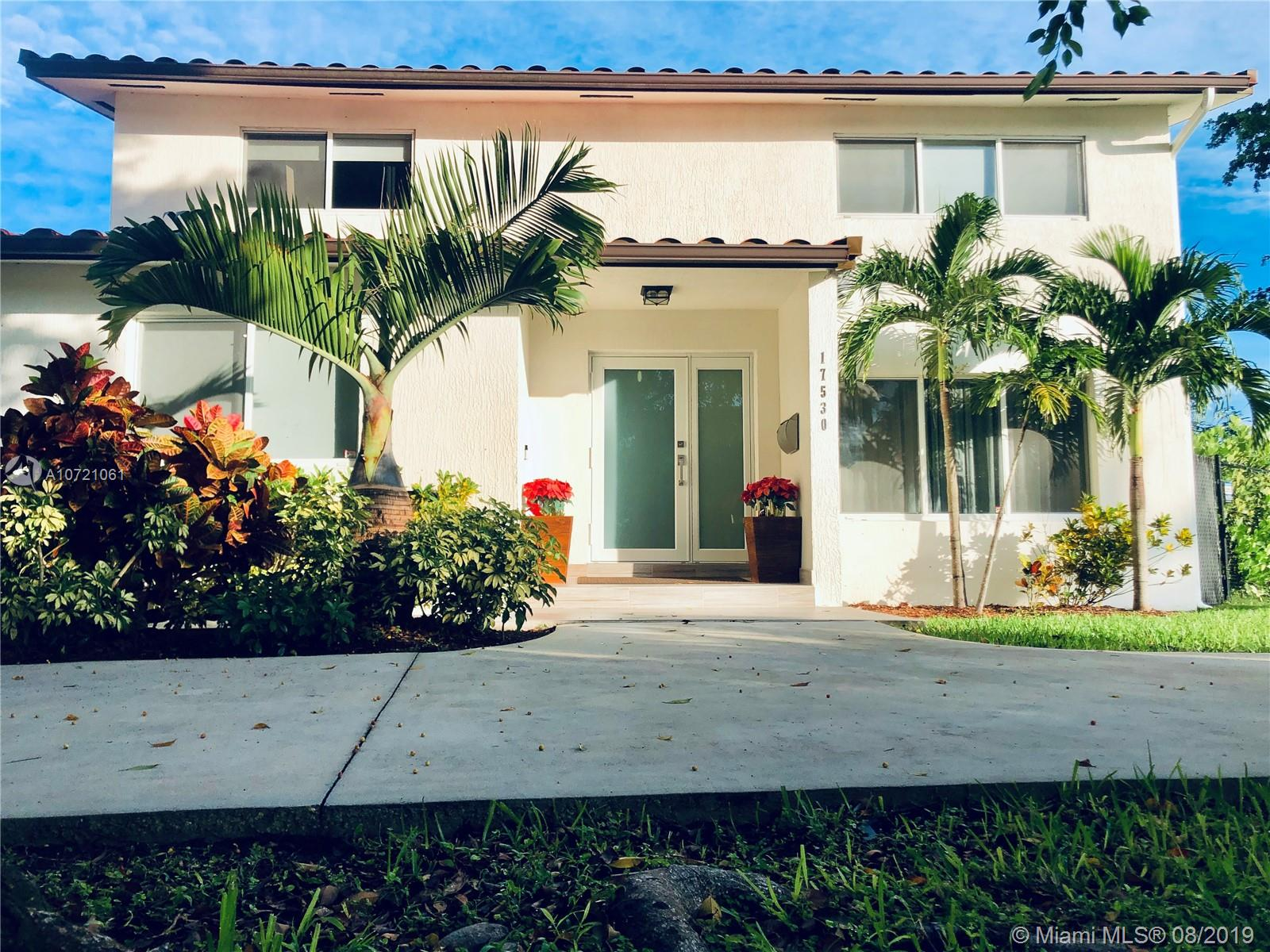 17530 SW 89th Ct  For Sale A10721061, FL