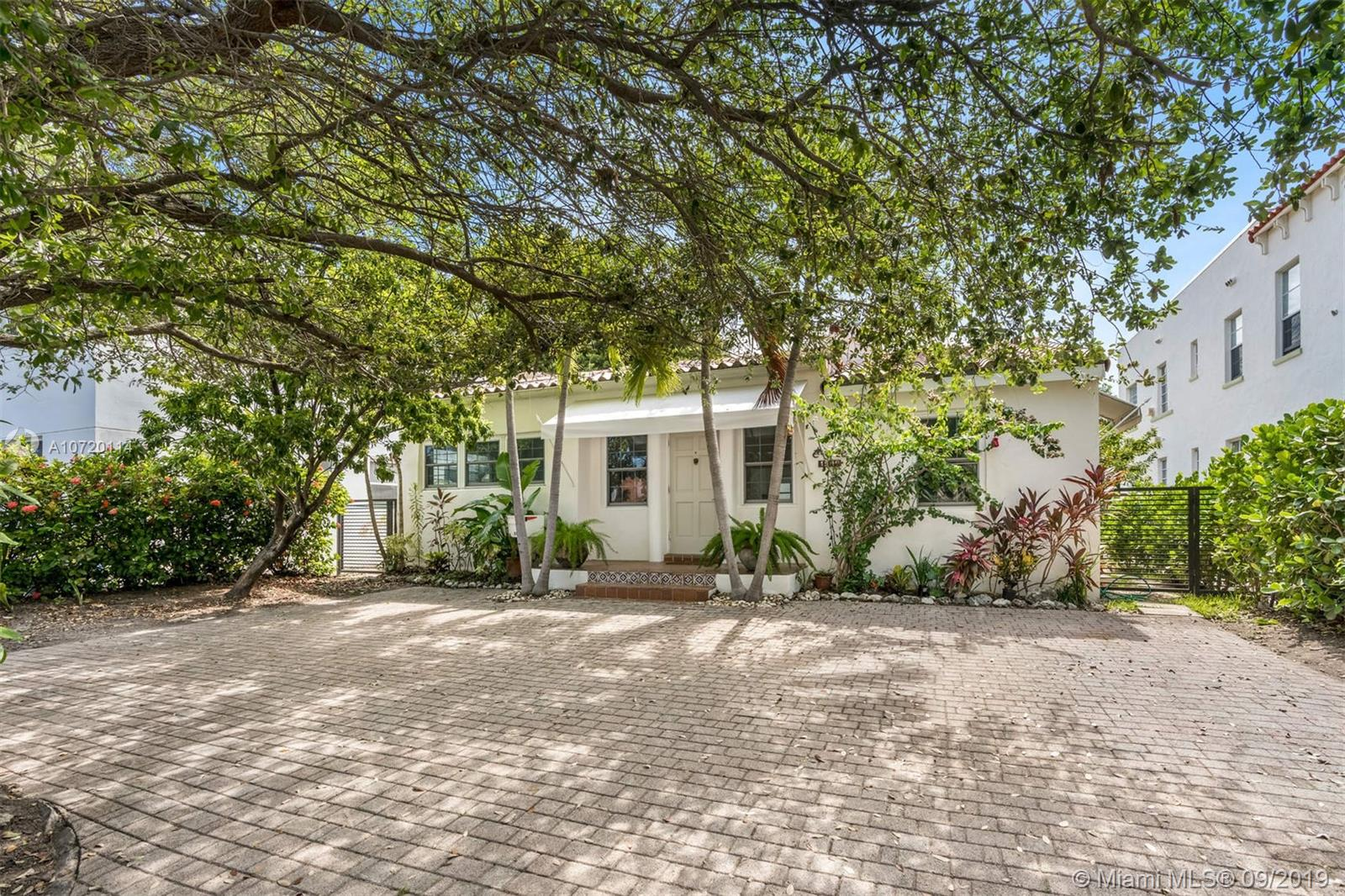 1544  Michigan Avenue  For Sale A10720114, FL