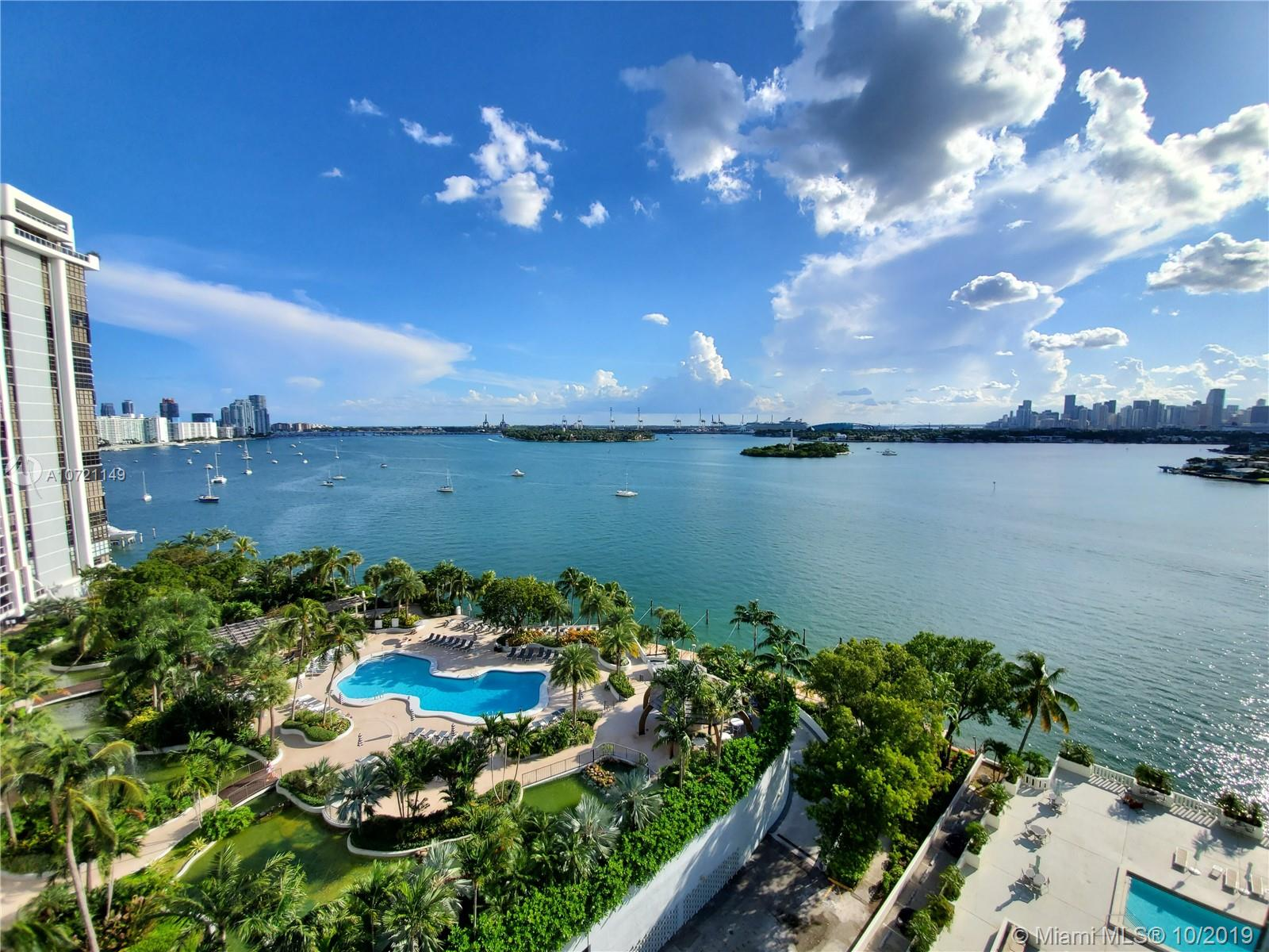 5  Island Ave #14G For Sale A10721149, FL