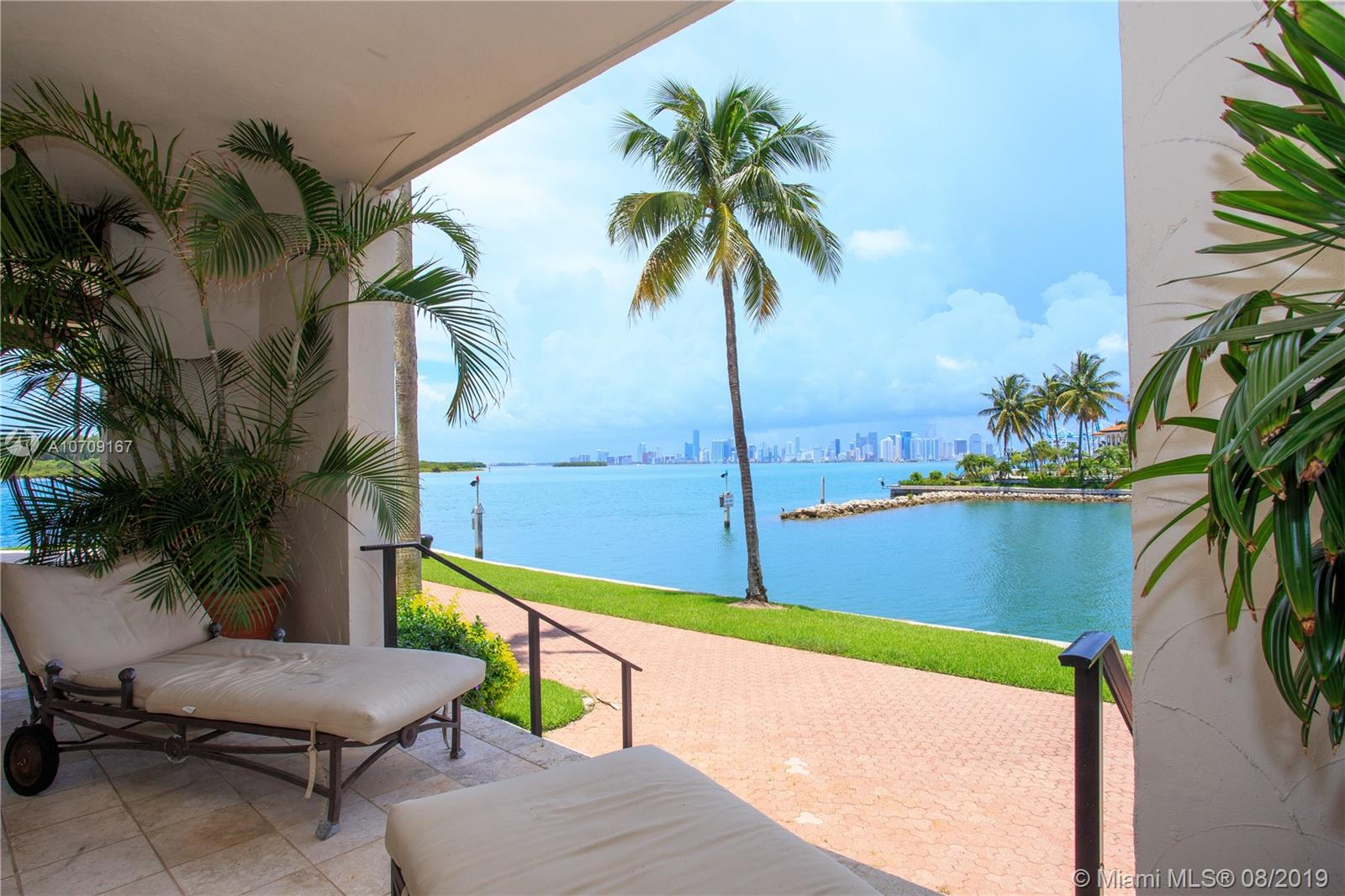 2417  Fisher Island Dr #2417 For Sale A10709167, FL
