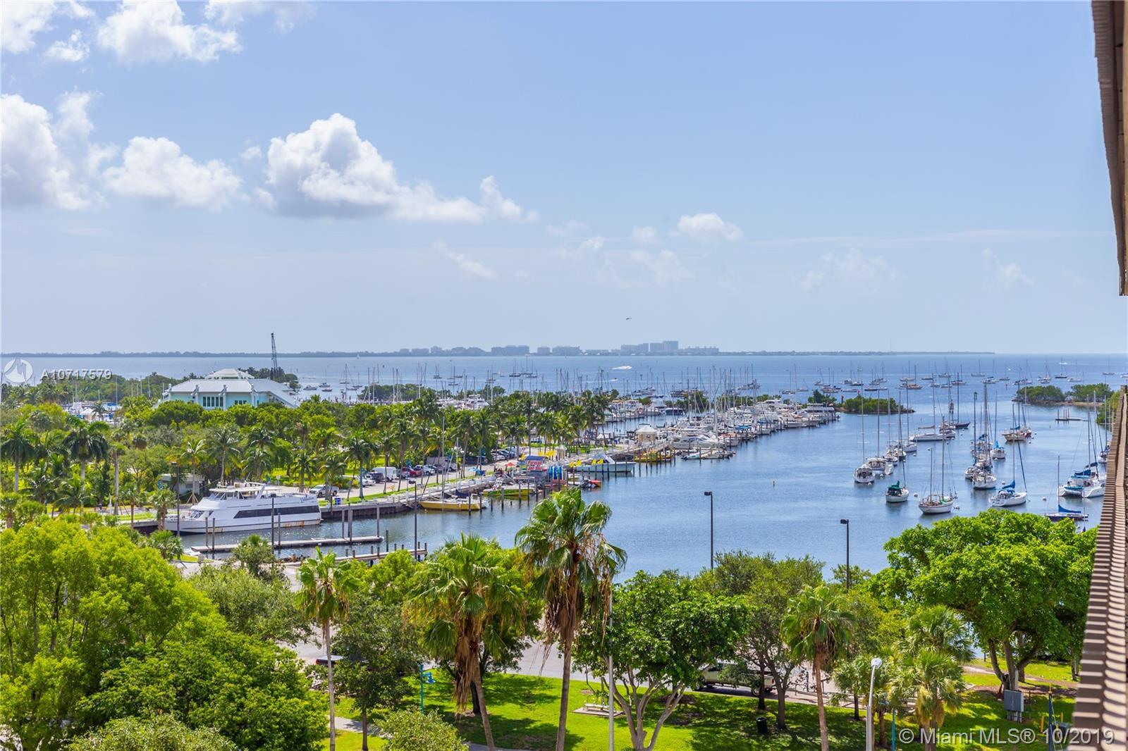 2901 S Bayshore Dr #8G, Miami FL 33133