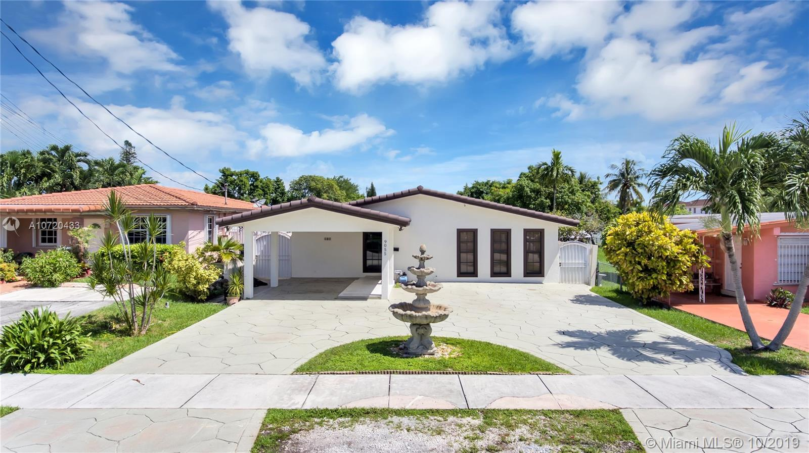 9055 SW 27th St  For Sale A10720433, FL