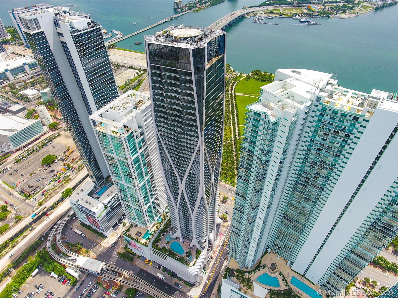 1000  Biscayne Blvd #3101 For Sale A10722248, FL