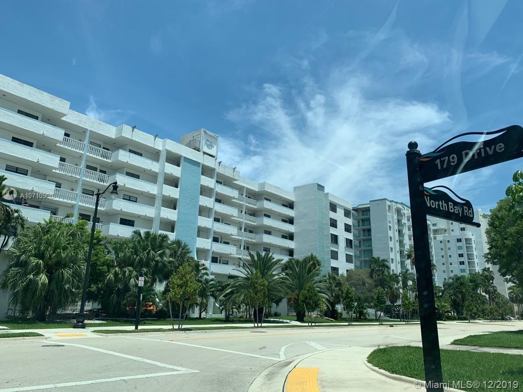 17900 N Bay Road #602 For Sale A10710908, FL
