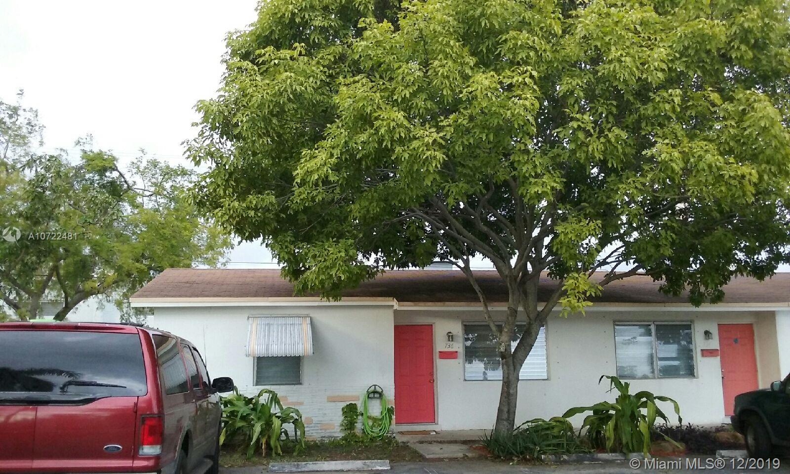 734 NW 1st Ct  For Sale A10722481, FL