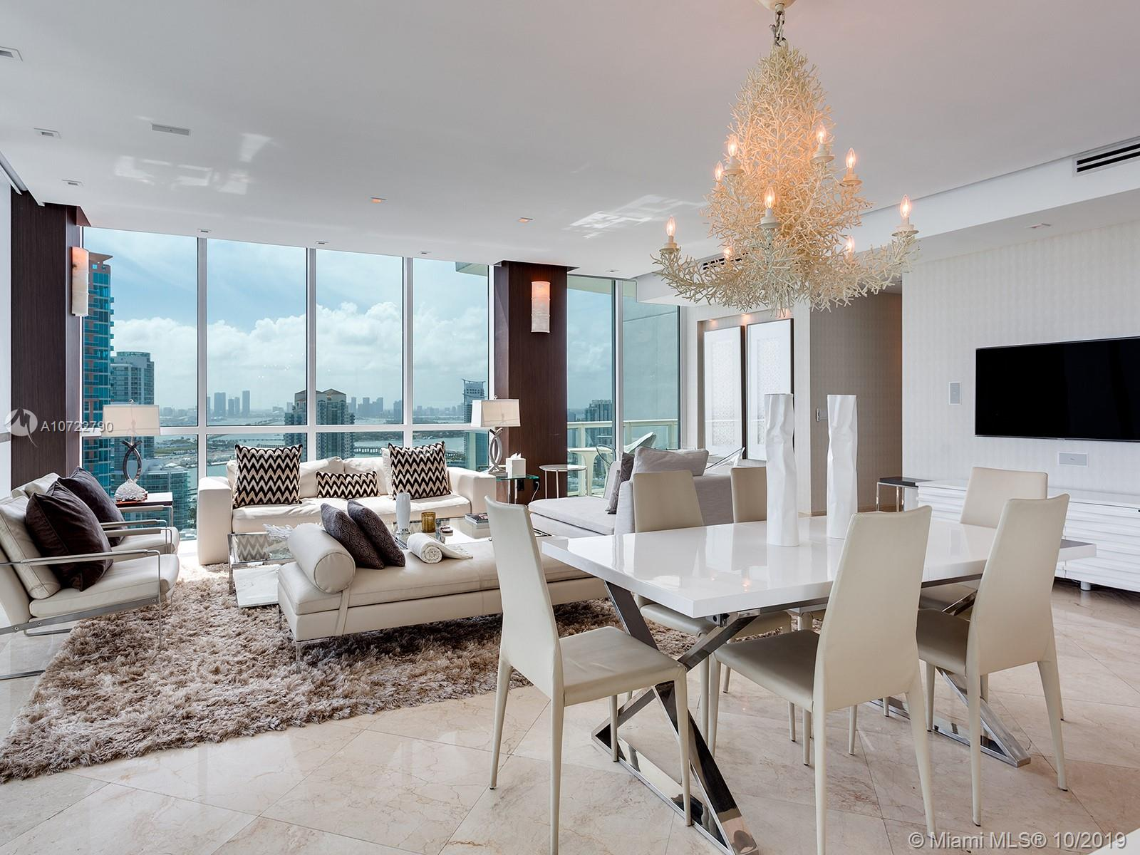 50 S Pointe Dr #3003 For Sale A10722790, FL