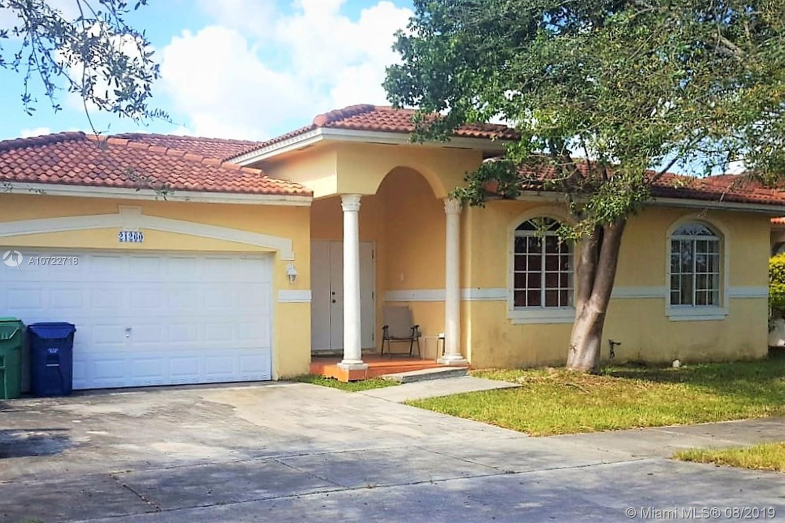 21260 SW 123rd Ave  For Sale A10722718, FL