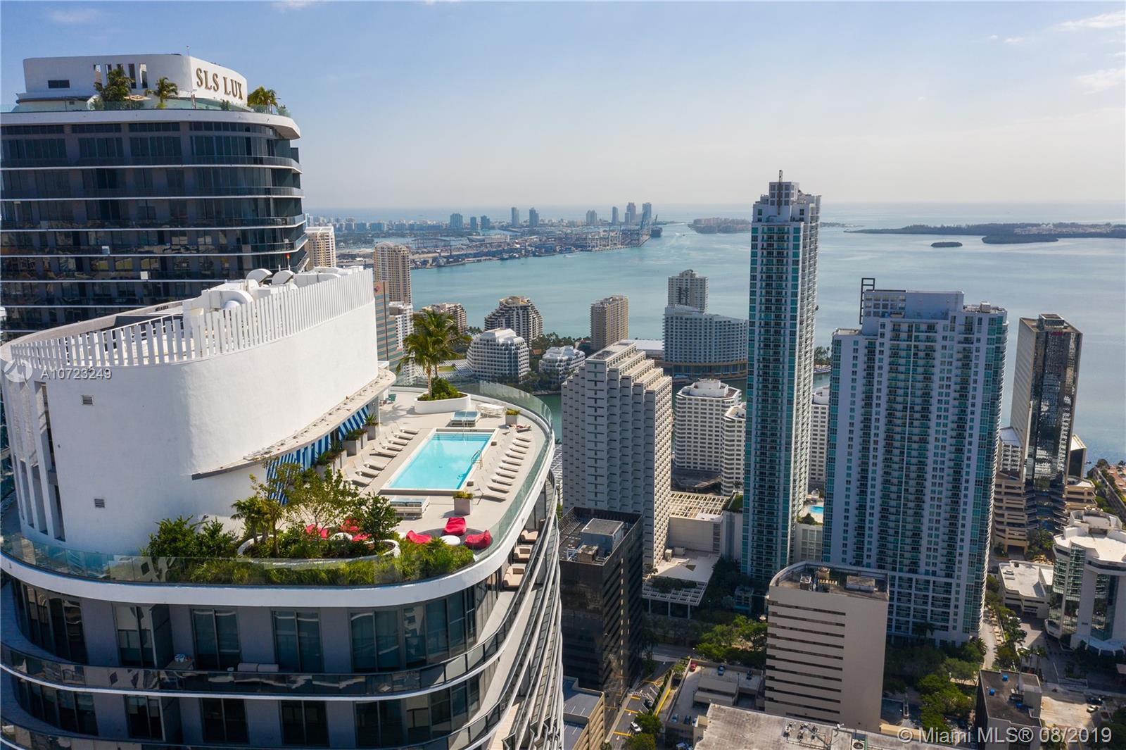 55 SW 9th St #1109 For Sale A10723249, FL