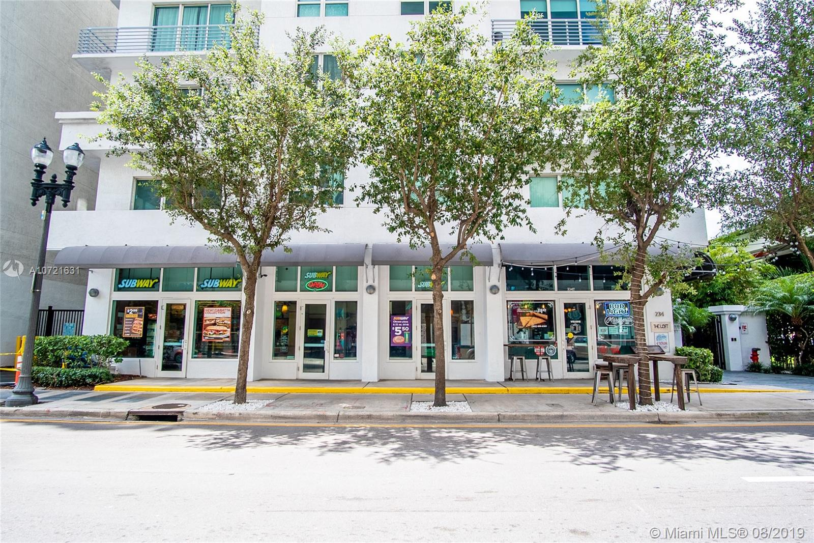 234 NE 3rd St #1206 For Sale A10721631, FL