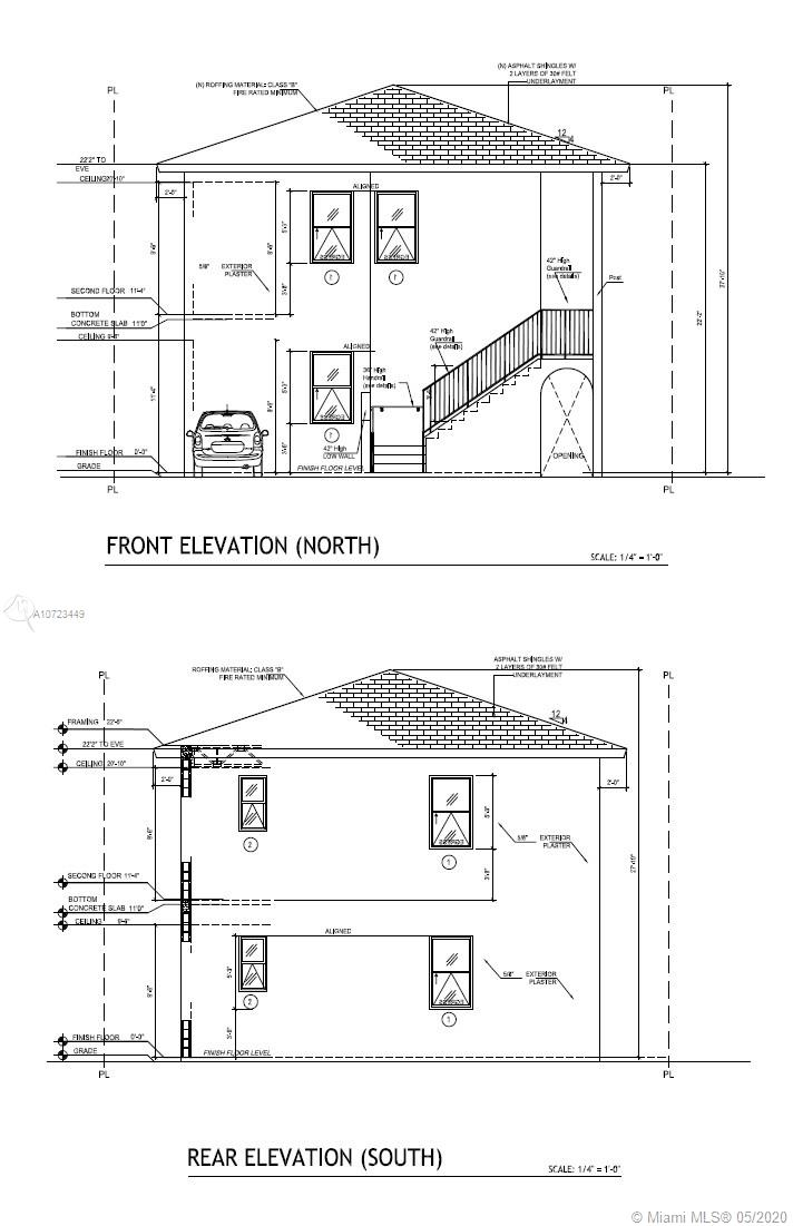 1221 NW 45th St  For Sale A10723449, FL